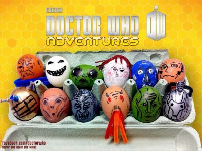 117 best images about Film/TV-Related Easter Eggs on Pinterest | Dr who, Easter egg designs and ...