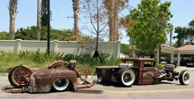 1000+ images about RAT RODS on Pinterest | Chevy, Tow truck and Chevy trucks