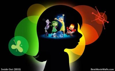 All emotions in Riley's Mind in this Inside Out wallpaper hd :] | Inside Out | Pinterest ...
