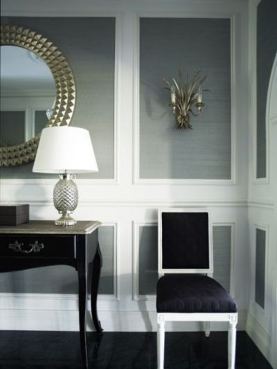 25+ Best Ideas about Wall Trim on Pinterest   Moulding and millwork, White wall paneling and ...