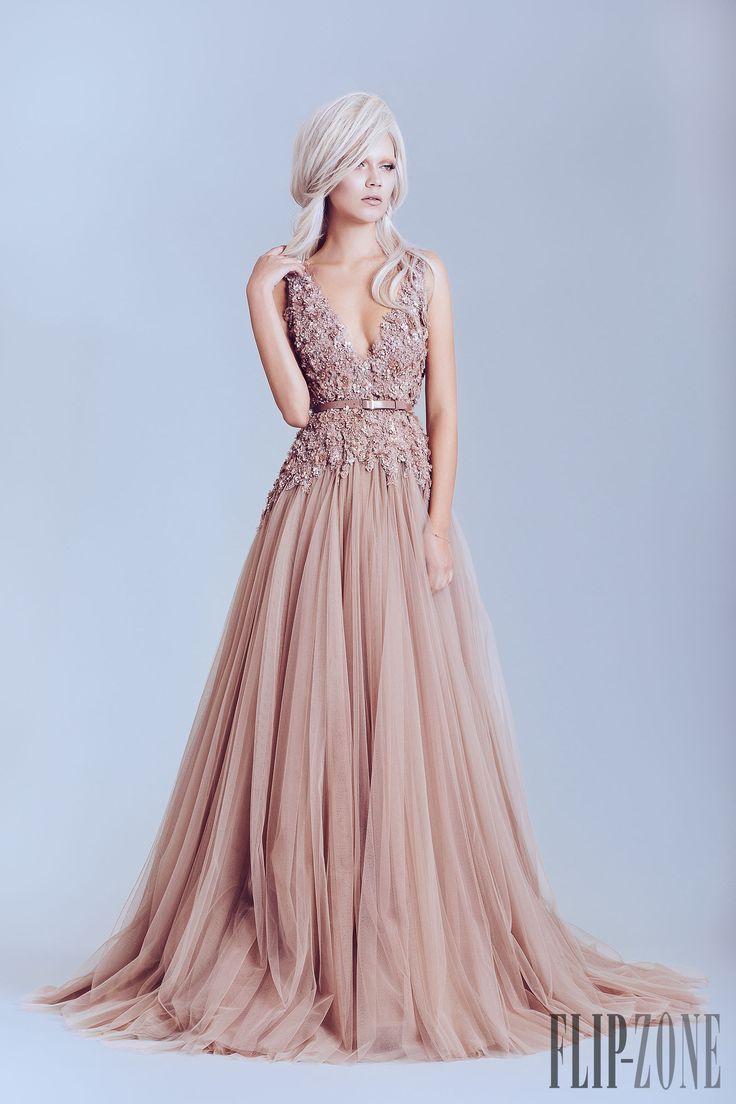 blush wedding dresses blush colored wedding dresses 20 Stylish Soft Pink and Blush Wedding Ideas