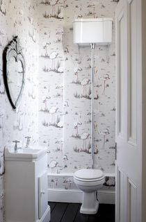 58 best images about Contemporary I on Pinterest | Hexagons, David hicks and Paisley wallpaper