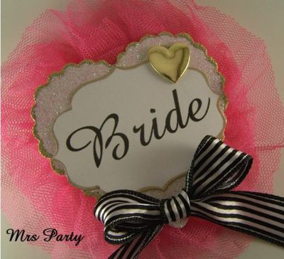 17 Best ideas about Bridal Shower Corsages on Pinterest ...