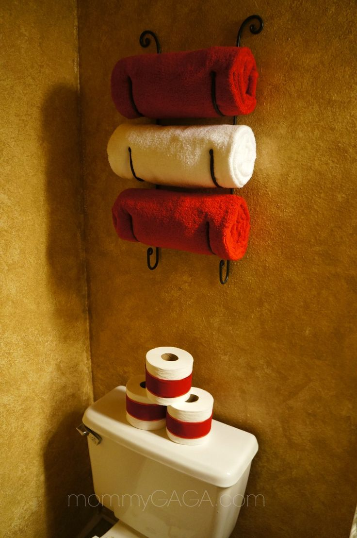 Red Bathroom Decor Polo Bathroom Sets Holiday Home Decor Christmas Decorating Ideas For The Guest Bathroom
