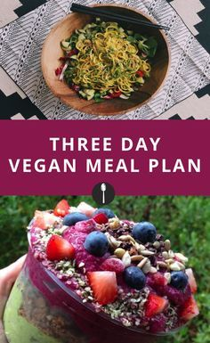 17 Best ideas about Vegan Meal Plans on Pinterest   Going vegan, Vegan meal prep and 7 day meal plan