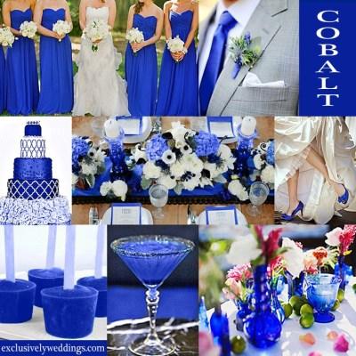 25+ best ideas about Cobalt Blue Weddings on Pinterest ...
