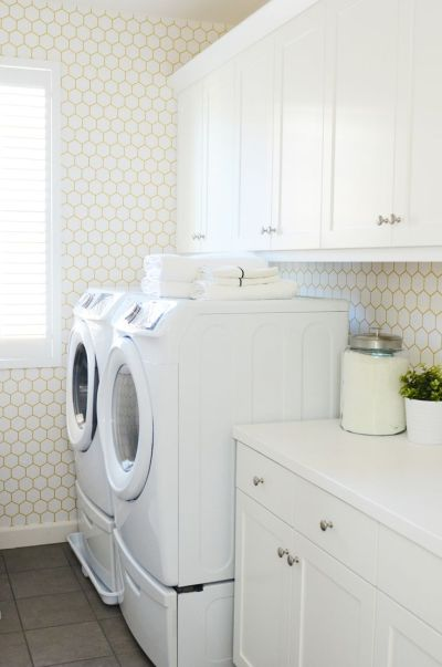 25+ best ideas about Laundry room wallpaper on Pinterest | Laundry decor, Laundry funny and ...