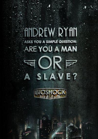 Bioshock Poster, Typography | iPhone Wallpaper | Fan Art - Wallpapers - iPhone | Pinterest | To ...