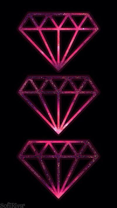 25+ best ideas about Diamond wallpaper on Pinterest | Diamond background, Android phone ...