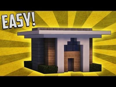 1000+ ideas about Minecraft Small Modern House on Pinterest | Modern minecraft houses, Floor ...