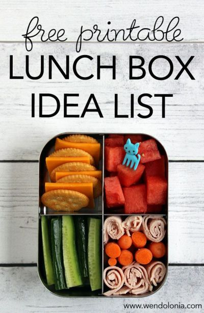 17 Best ideas about Kids Healthy Lunches on Pinterest | Healthy lunches for work, Healthy ...