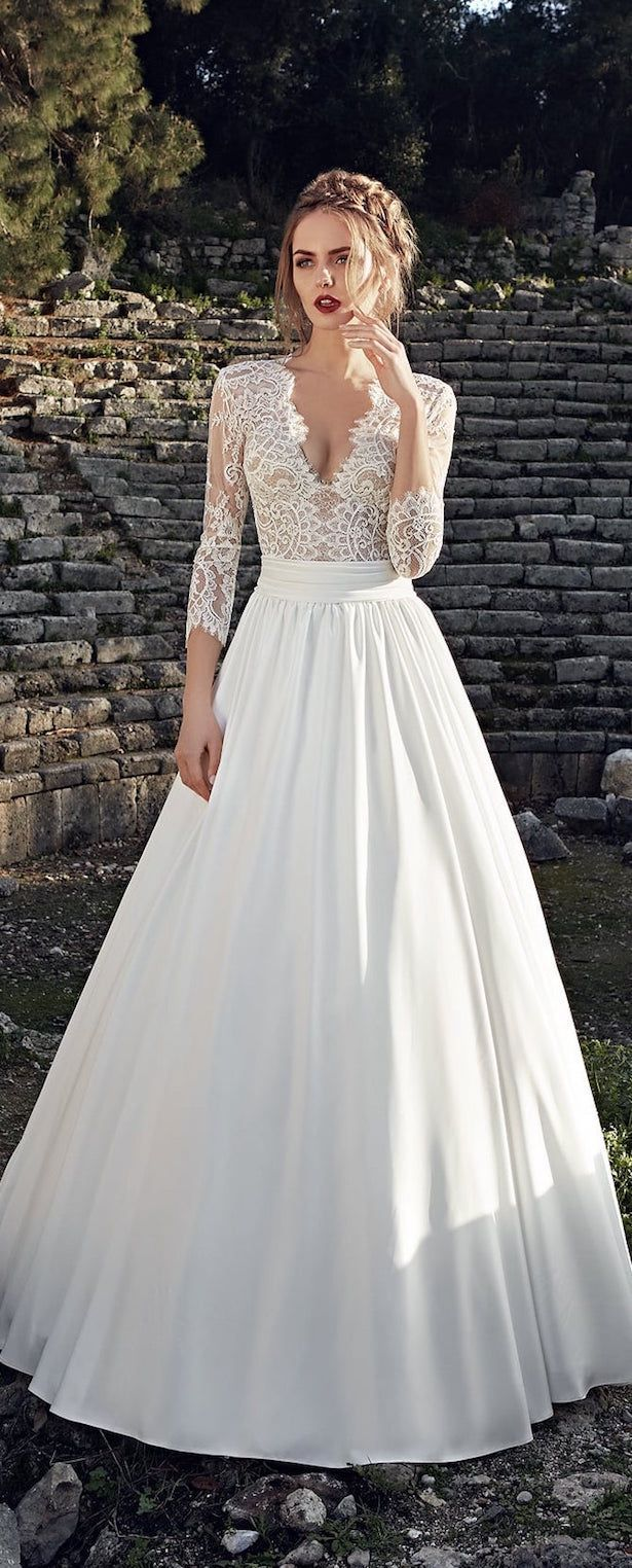 wedding dresses gorgeous wedding dresses Lanesta Bridal The Heart of The Ocean Collection