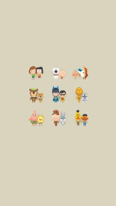 iPhone 5 Wallpaper // Cartoon | Wallpapers | Pinterest | Iphone 5 wallpaper, Cartoon and Best ...