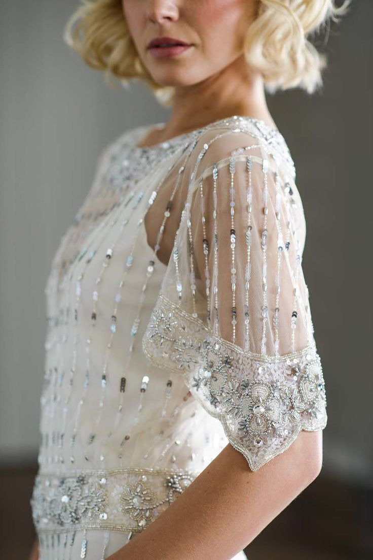 s wedding gown s wedding dress Vicky Rowe s and s style beaded and intricately embellished wedding dresses
