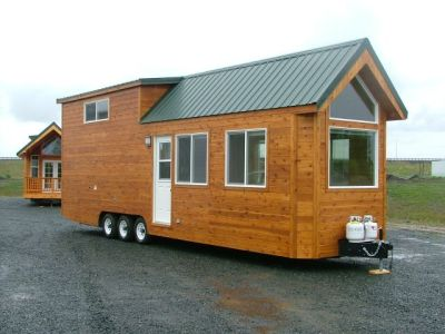 Rich's Portable Cabins - exterior left | Hearth Wide ...