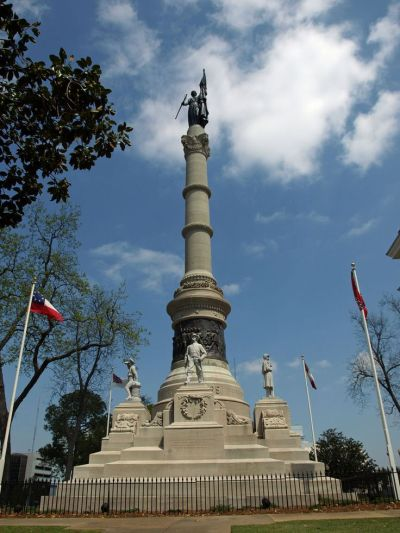 Download free Confederate Memorial Monument Alabama Famous Place desktop wallpaper hd for mobile ...
