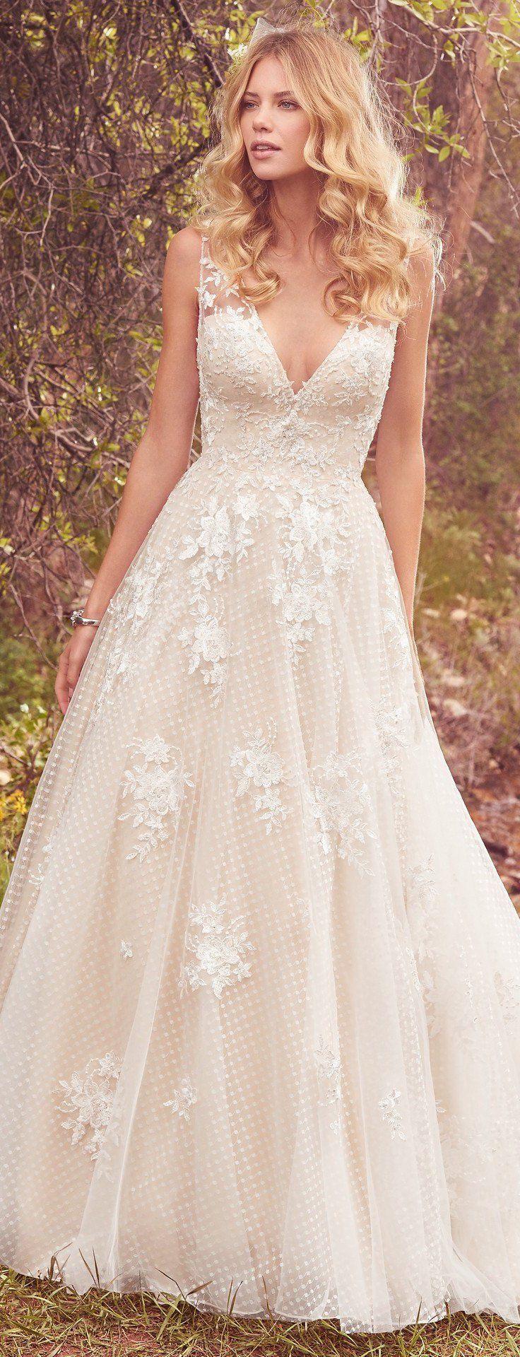pretty wedding dresses gorgeous wedding dresses Maggie Sottero Wedding Dresses