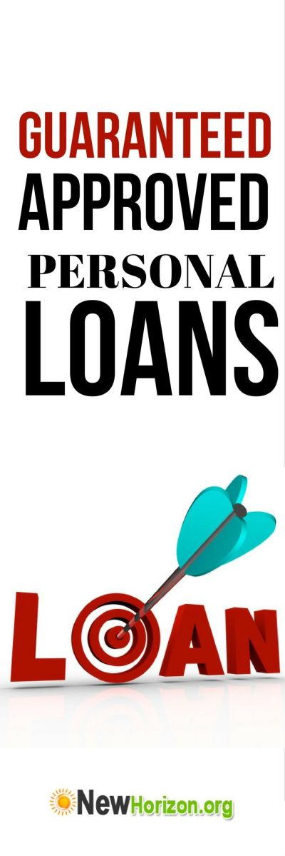 Bad Credit Personal Loans – 100% Guaranteed Approval | Lost, Credit score and Do you