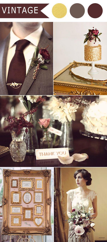 vintage wedding theme vintage wedding ideas 25 Best Ideas about Vintage Wedding Theme on Pinterest Vintage weddings decorations Autumn wedding themes and Country wedding decorations
