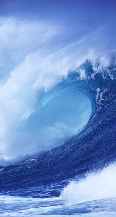 tidal wave wallpaper for iphone - Google Search   Travel!   Pinterest   Waves and Hawaii