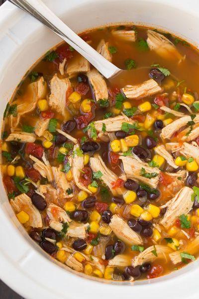 100+ Tortilla Soup Recipes on Pinterest   Chicken tortilla soup, Soup recipes and Soups