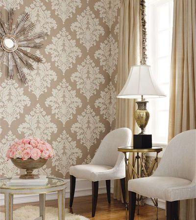 1000+ ideas about Damask Living Rooms on Pinterest | Living Room Setup, Antique Mirror Walls and ...