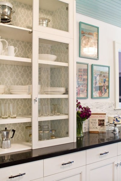 17 Best images about Painted Hutch on Pinterest   Baroque, Table and chairs and Shelves