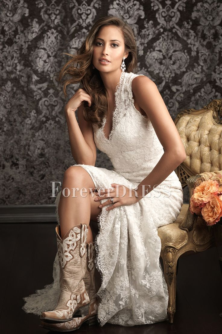 wedding engagement country wedding dress country wedding dresses made of lace Casual White Mermaid Wedding Dress Made of of Lace