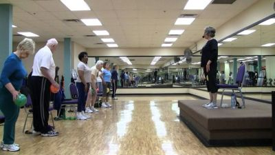SilverSneakers Class at RPFitness Akron, Ohio - Jeanne ...