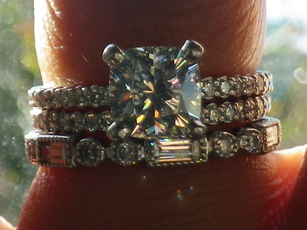 stacked wedding rings set i love the idea of getting stackable wedding bands as in plural 3