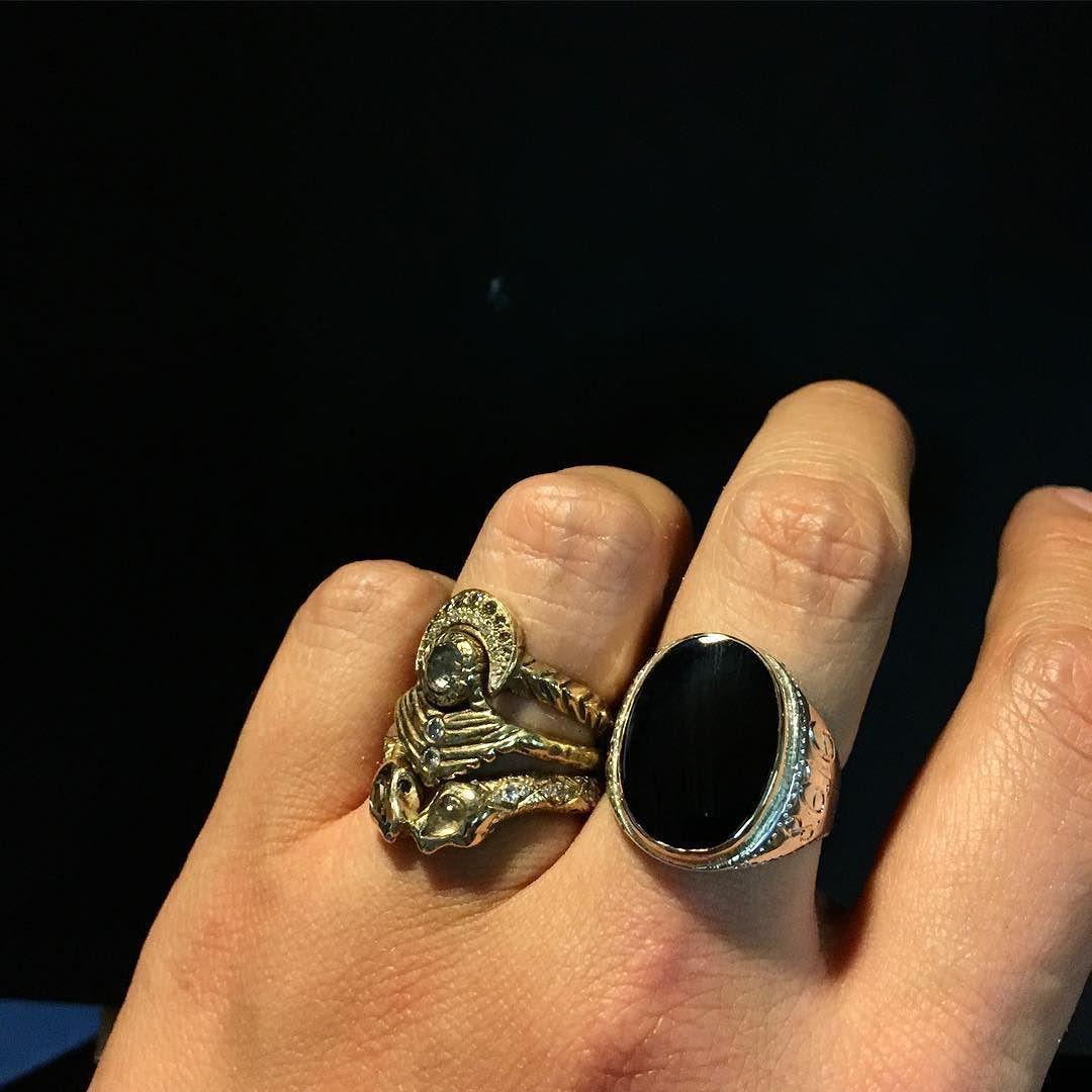 onyx wedding band Custom onyx ring beside armyofrokosz gangster ass wedding band oneofakind juliocuellarhandmade engraving