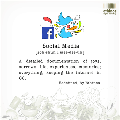 Simple and Fun Definition of Social Media.   Digital Dictionary   Pinterest   Management
