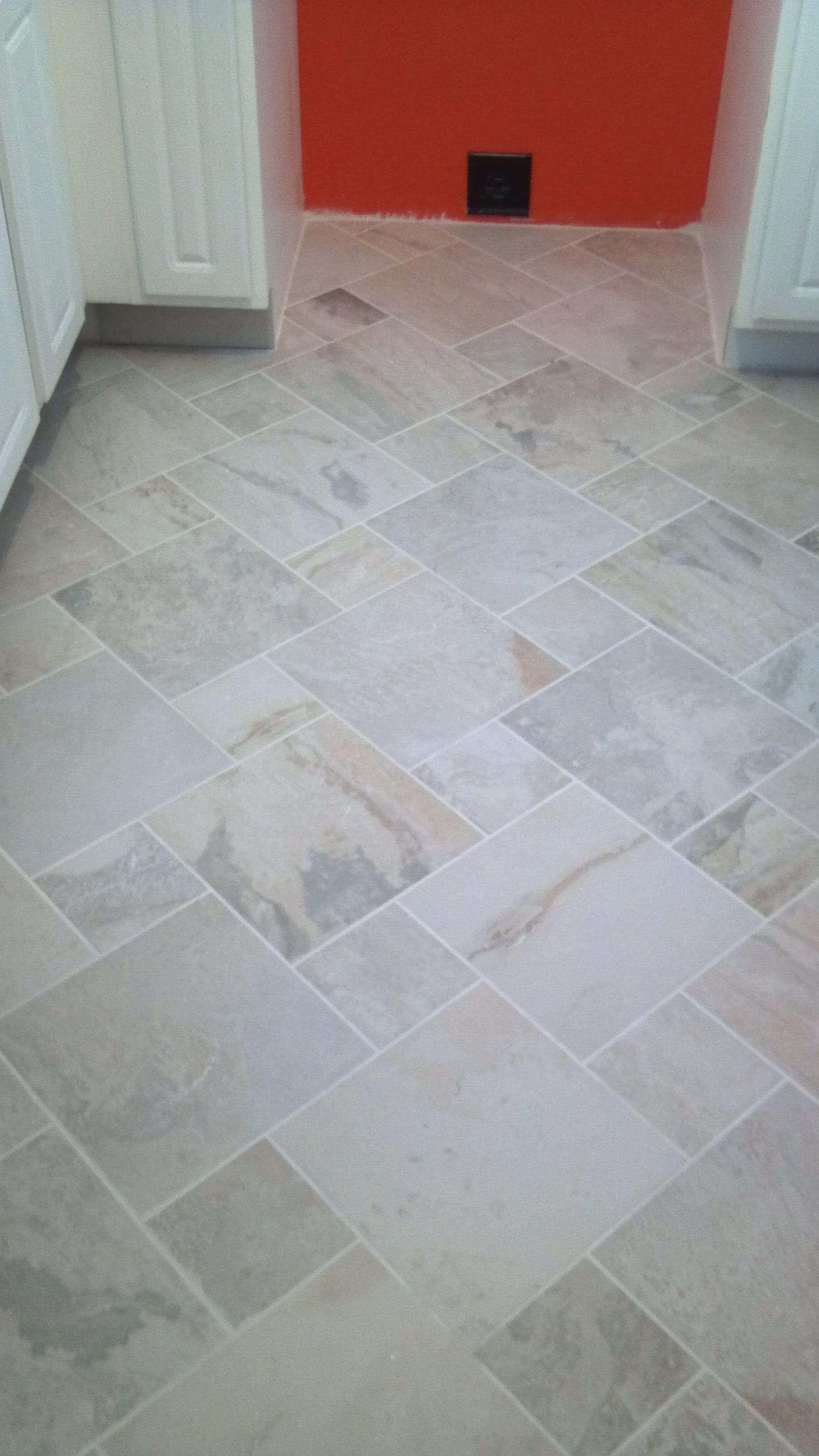 lowes kitchen flooring Ivetta White porcelain tile Lowes