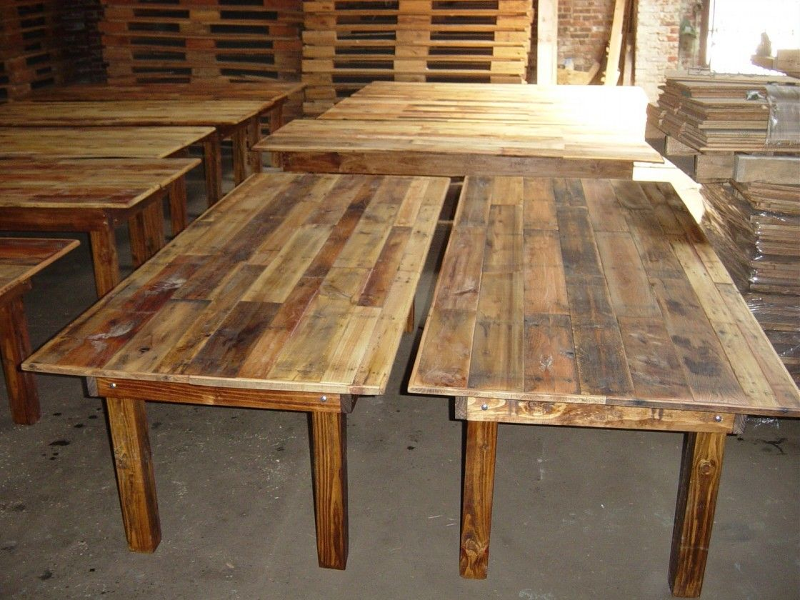 farmhouse kitchen table sets Cheap Unpolished Vintage Farm Table For Sale With Standard Eased Edge Profiles With Rectangular Kitchen Table