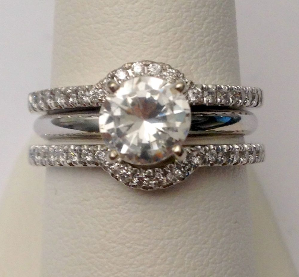 wedding band enhancers Cher is back on the charts with Woman s World Ring enhancer Wedding and Wedding ring