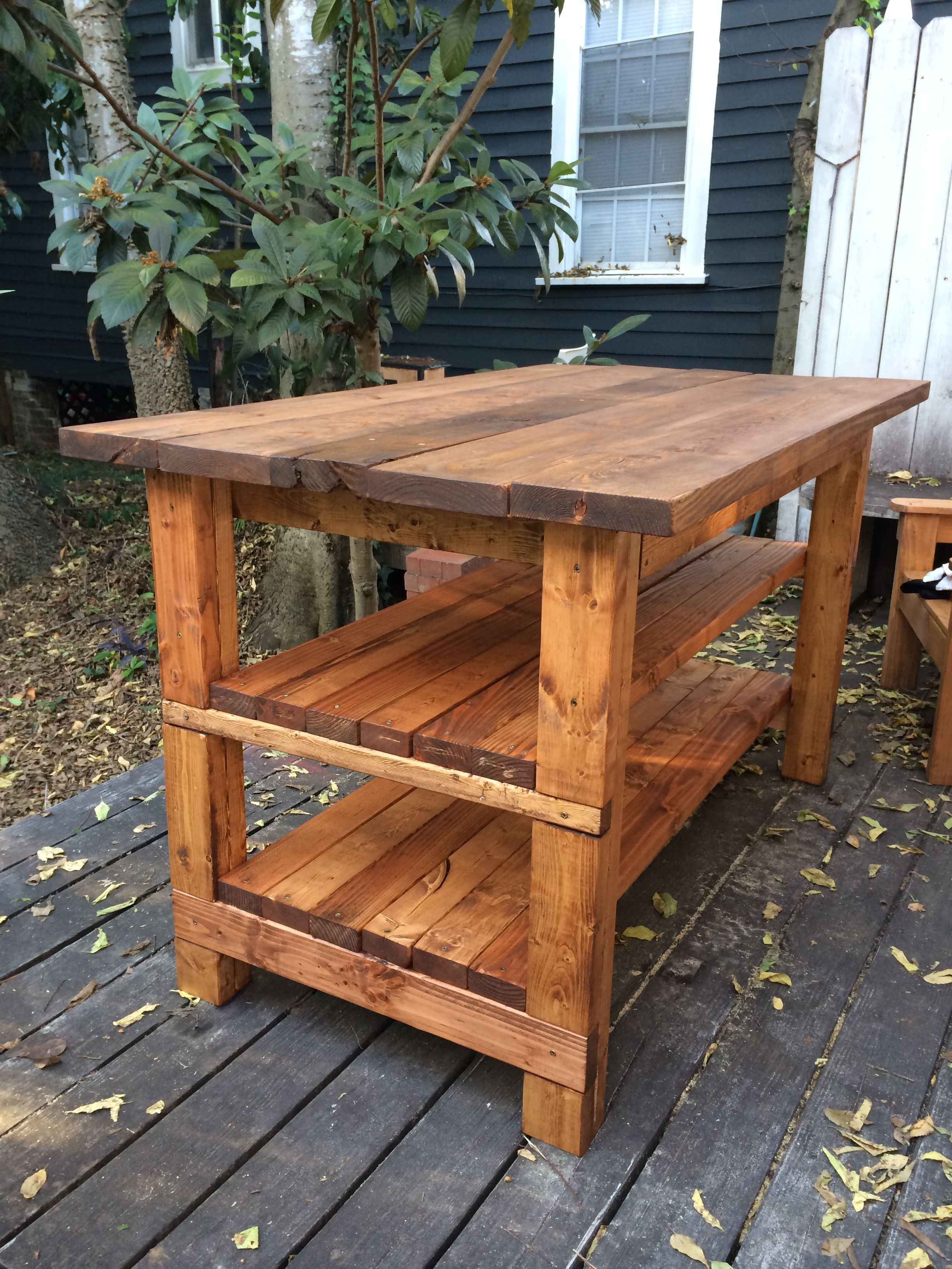 rustic kitchen tables 10 Modest Kitchen area Organization And DIY Storage Ideas 6
