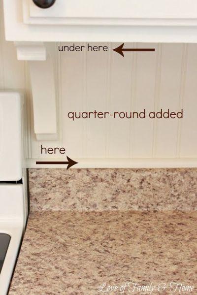 Best 25+ Beadboard backsplash ideas on Pinterest | Ready made kitchen cabinets, Inexpensive ...