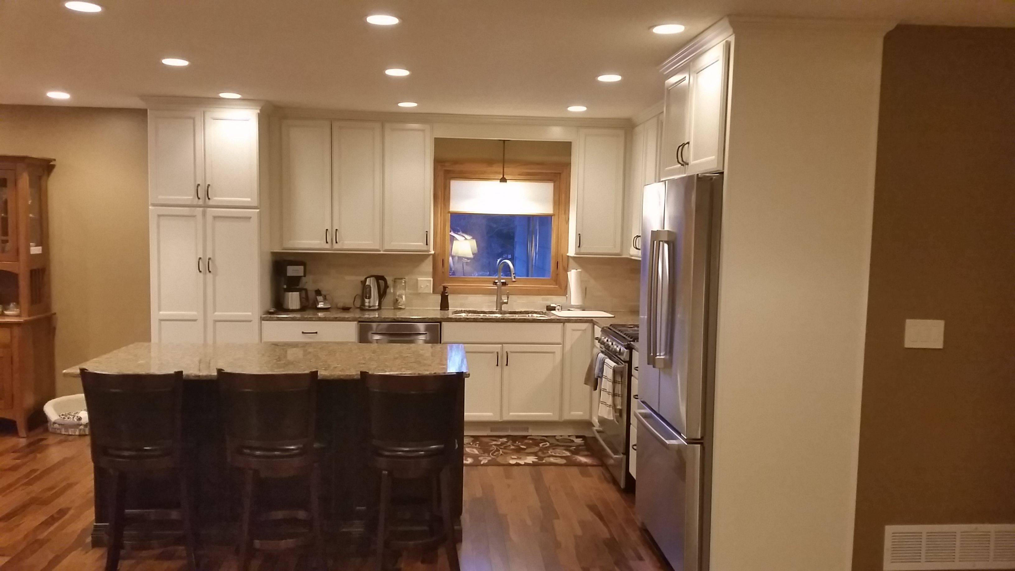 diamond kitchen cabinets Helander Kitchen Diamond Cabinets Maple Hanlon door toasted
