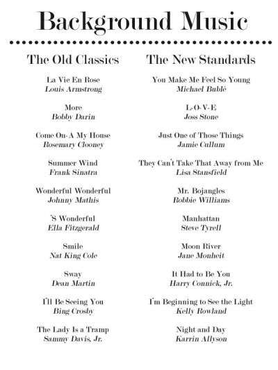 20 More Jazz Standards for Your Dinner Party Playlist ...