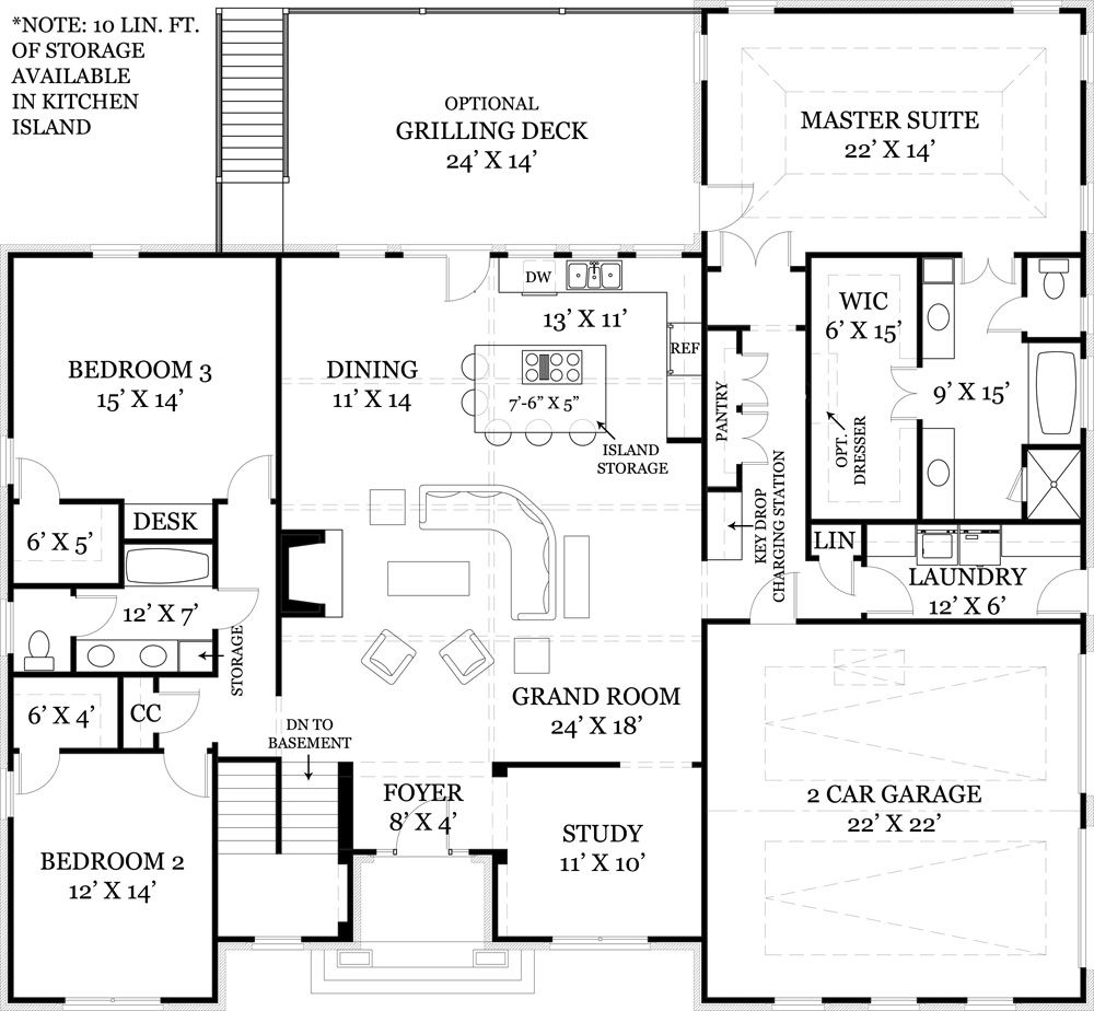 open kitchen floor plans I like the foyer study open concept great room and kitchen portion of this