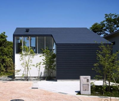 Simple Japanese Small House Design | Architecture | Pinterest | Smallest house, Muji and House
