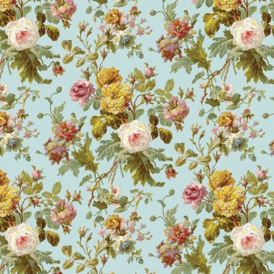 vintage floral pattern | Vintage Floral Wallpaper Pattern | Cool HD Wallpapers | FlorArt ...