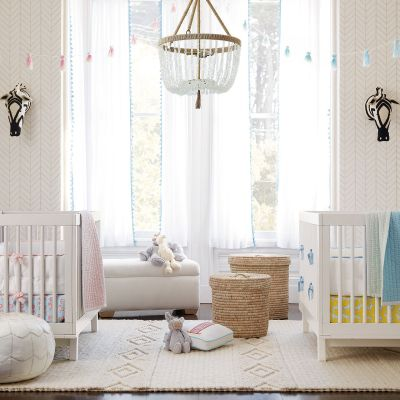 Hudson Crib | Serena & Lily | Nursery & Kids Room | Pinterest | Baskets for storage, Boys and ...