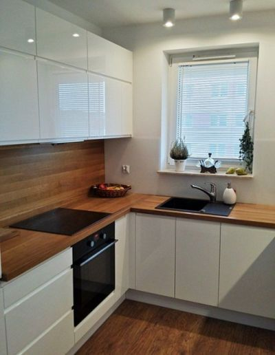 Jak urządzić praktyczną i nowoczesną kuchnię, w której gotowanie będzie przyjemnością   Kitchens ...