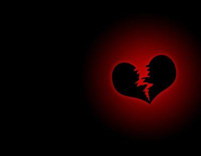 Broken hearts wallpaper #97985 at Love Wallpapers – 1080p HD ... | Broken Heart | Pinterest ...