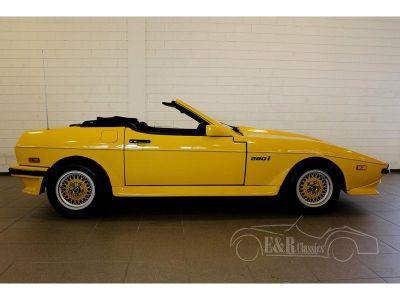 1985 TVR 280I Convertible for sale | 1986 TVR TASMIN 280I Tasmin Series II… | TVR tasmin ...