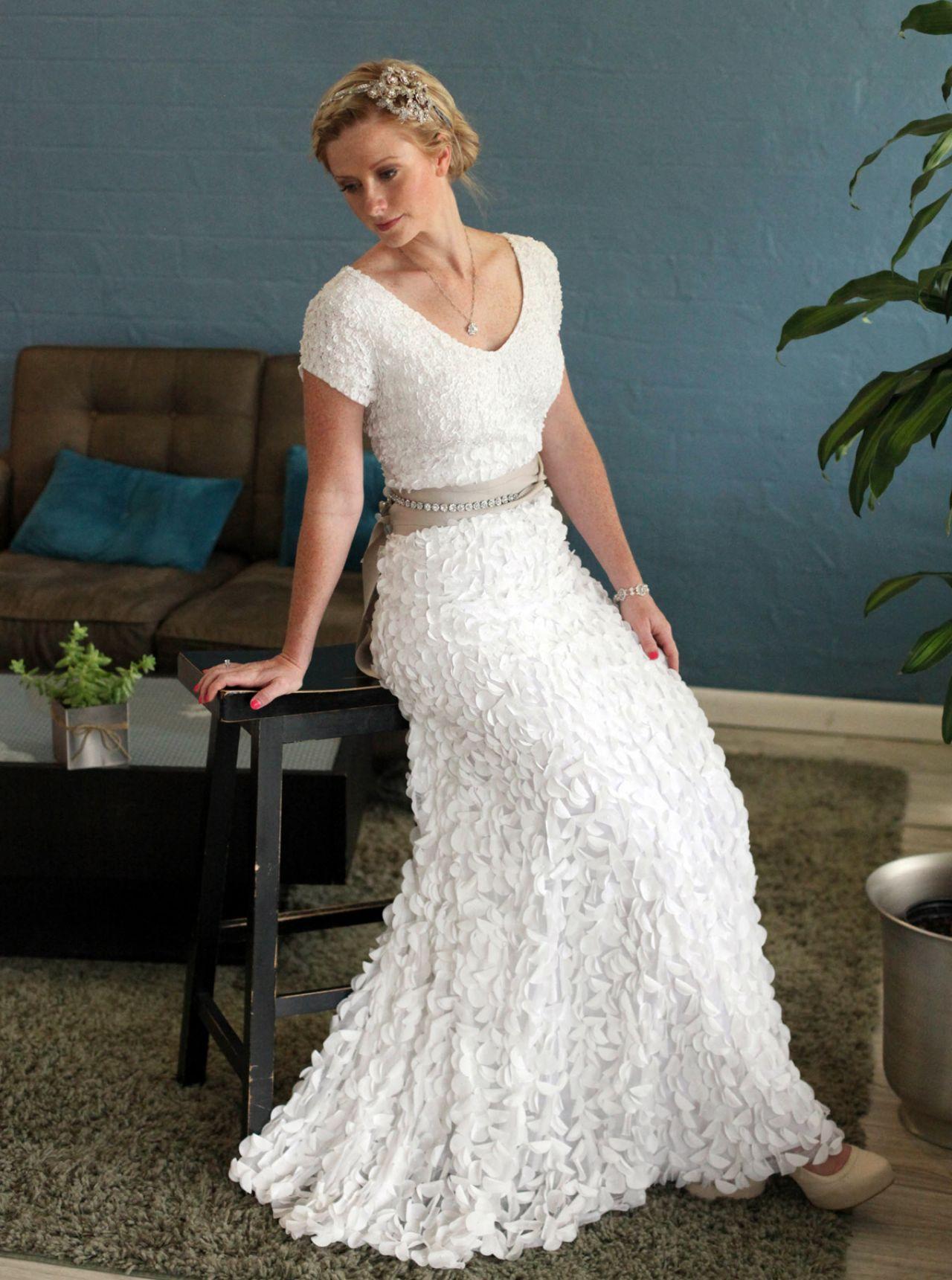 wedding dresses second wedding