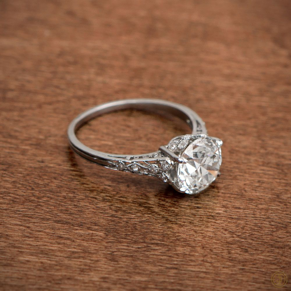 victorian wedding rings 20 Stunning Wedding Engagement Rings That Will Blow You Away Beautiful Engagement and Tes