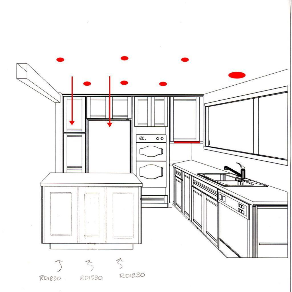 recessed kitchen lighting recessed lighting kitchen layout Google Search