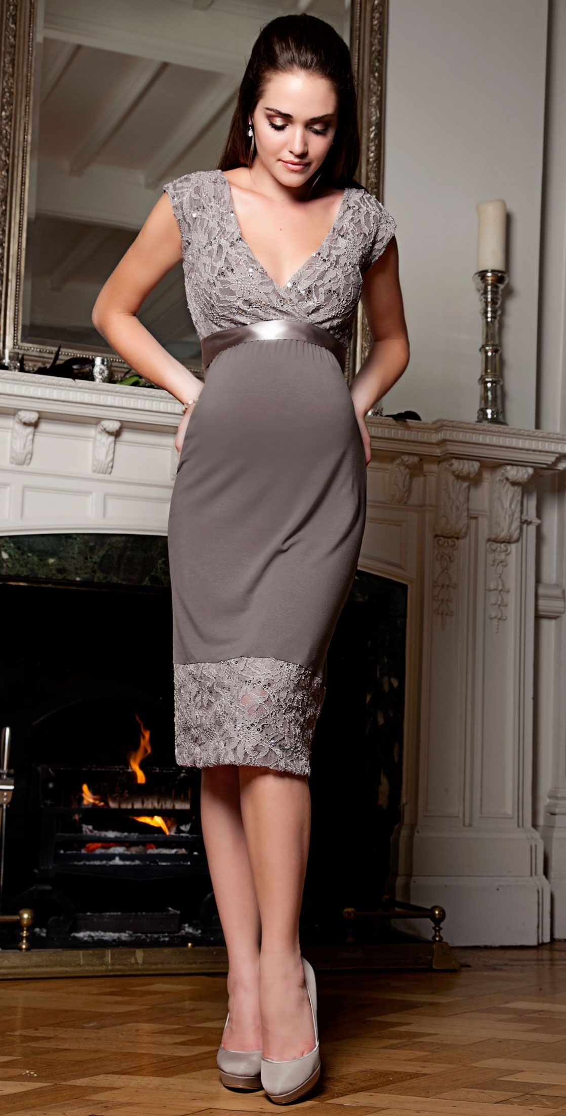 maternity dresses for weddings Twilight Lace Dress Maternity Wedding DressesMaternity